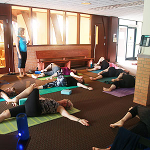 Daily Break Yoga Retreats